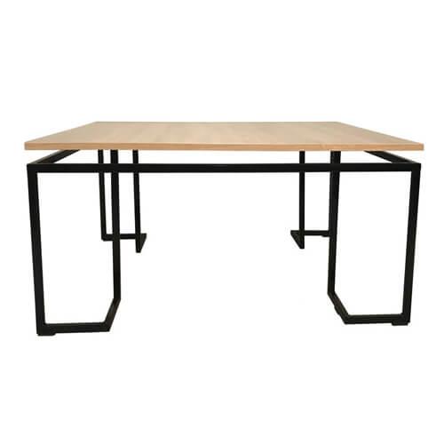 """Фото - LOFT журнальний стіл """"Wood"""""""