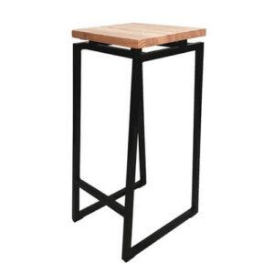 "Фото - 1 Стілець в стилі loft ""Wood"" Висота: 83 см"