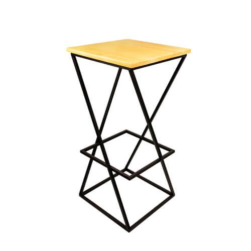 """Фото - 1 Барный стол в стиле loft """"Hardy"""""""