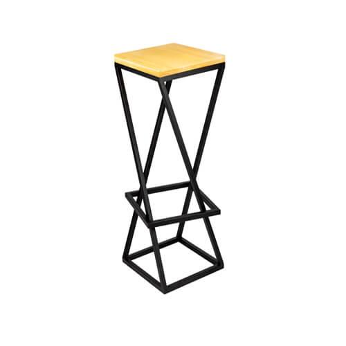 """Фото - 1 Барный стул в стиле loft """"Hardy"""""""