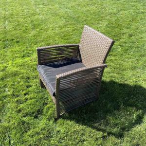 "Фото - 3 Кресло из плетеного ротанга ""Diva brown"""