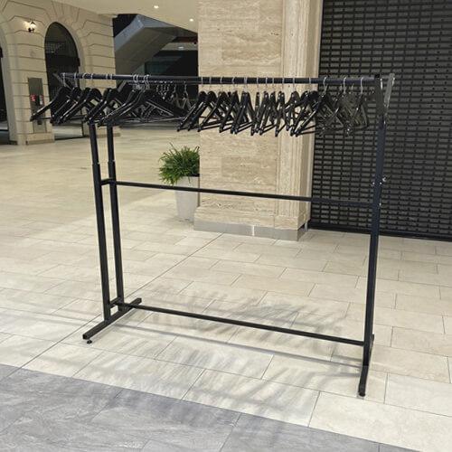 Фото - 7 Двусторонняя гардероб стойка
