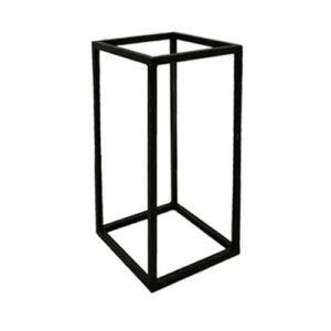 Фото - 1 Підставка металева чорна, 40 см