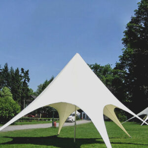 Фото - 3 Белый шатер Звезда, d-10