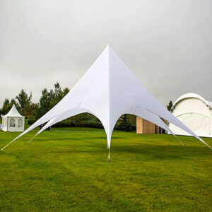 Фото - 3 Белый шатер Звезда, d-12