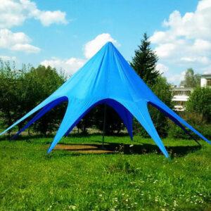Фото - 3 Синий шатер Звезда, d-12