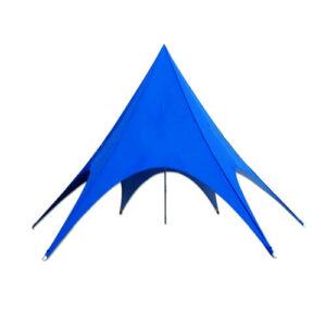 Фото - 1 Синий шатер Звезда, d-12