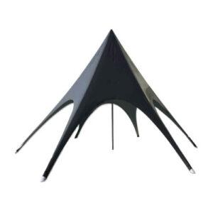 Фото - 1 Черный шатер Звезда, d-12