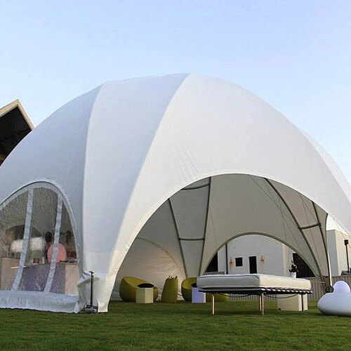 "Фото - 3 Шатер ""Hexadome Large"", 175 м.кв"