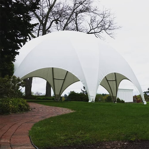 "Фото - 2 Шатер ""Hexadome Large"", 175 м.кв"