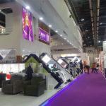 Фото - 4 Фиолетовый выставочный ковролин