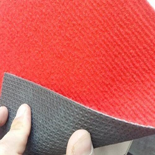 Фото - 2 Красный ковролин, прорезиненный