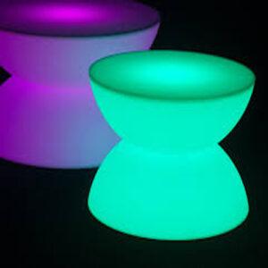 """Фото - 3 LED столик """"Lumb"""""""