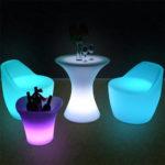 """Фото - 8 LED стол """"Lounge"""""""