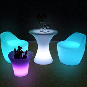 """Фото - 3 LED крісло """"Lounge"""""""