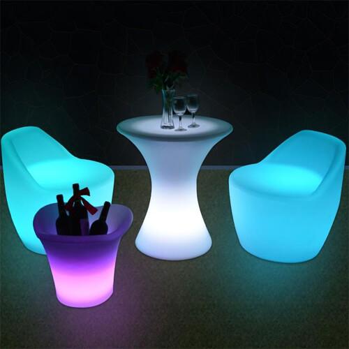 """Фото - 3 LED стол """"Lounge"""""""