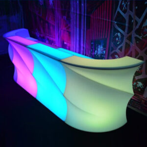 "Фото - 3 LED барна стійка ""Wave"""