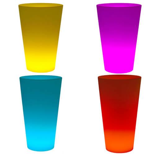 """Фото - 3 LED барний стіл """"FLOX-01"""""""