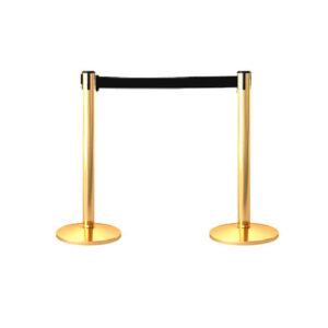 Фото - 3 Золотистый столбик с черной лентой