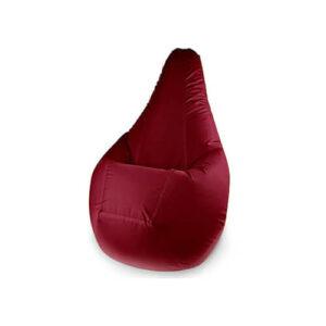 Фото - 1 Кресло груша, бордовая