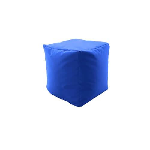 Фото - Пуф-куб, синій