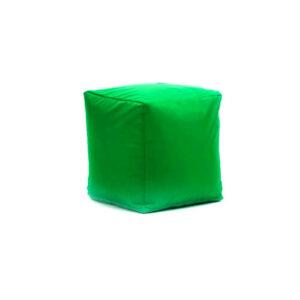 Фото - 1 Пуф-куб, зеленый