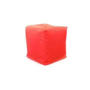 Фото - 1 Пуф-куб, красный