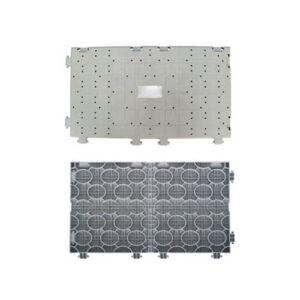 Фото - 1 Модульное покрытие универсальное, серое