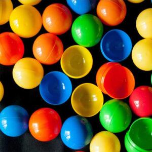 Фото - 3 Кульки для лототрону, роз'ємні