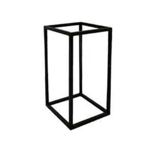 Фото - 1 Подставка металлическая черная, 35 см