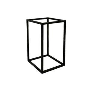 Фото - 1 Підставка металева чорна, 25 см